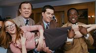 Anne Heche with Isiah Whitlock Jr., John C. Reilly, Ed Helms
